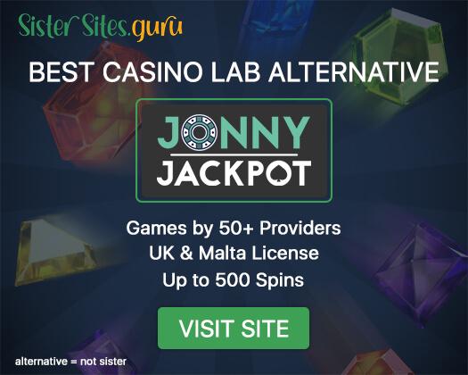 Casinos like Casino Lab