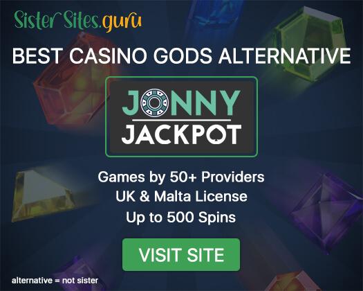 Sites like Casino Gods