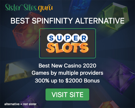 Sites like Spinfinity