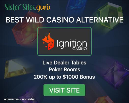 Sites like Wild Casino