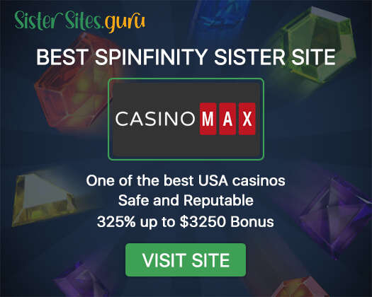 Spinfinity casino sister sites