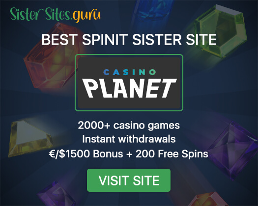 Spinit Sister Sites