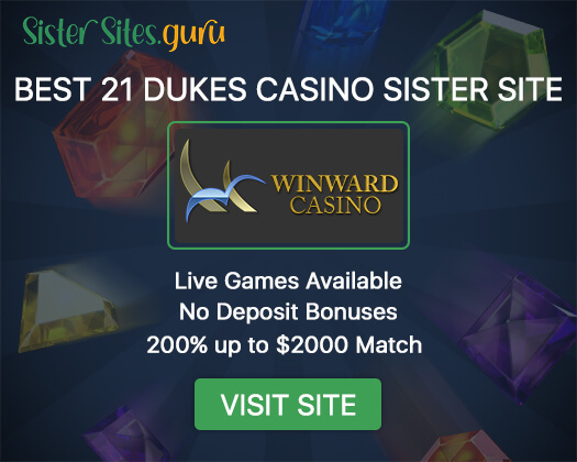 21 Dukes sister sites