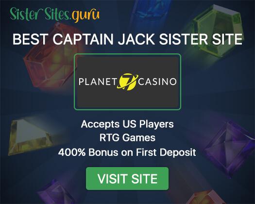 Captain Jack sister sites