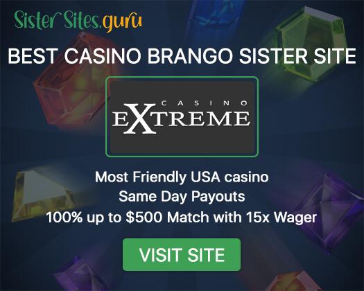 Casino Brango sister casinos