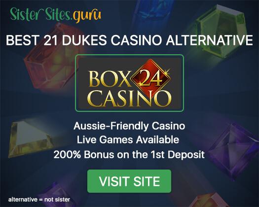 Casinos like 21 Dukes