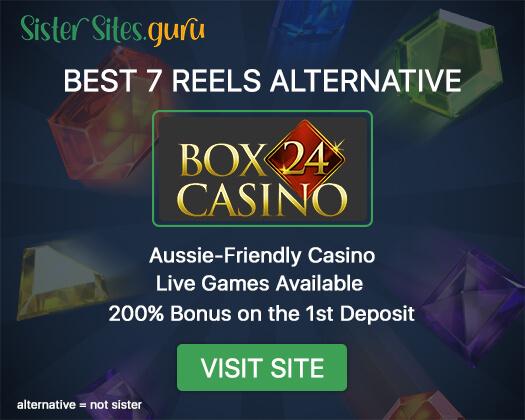 Casinos like 7 Reels