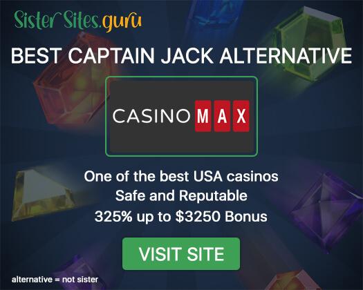 Casinos like Captain Jack