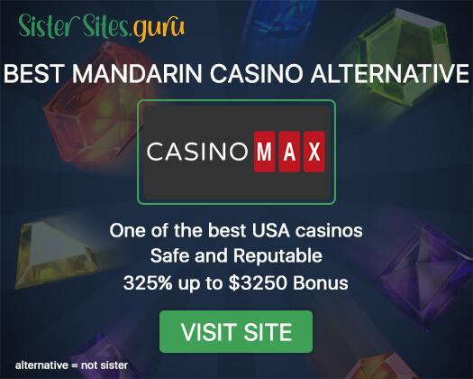 Casinos like Mandarin Palace