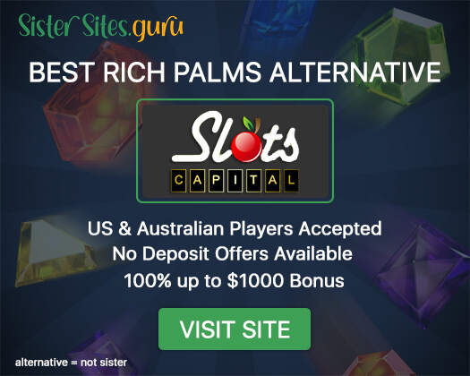 Casinos like Rich Palms