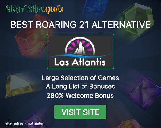 Casinos like Roaring 21