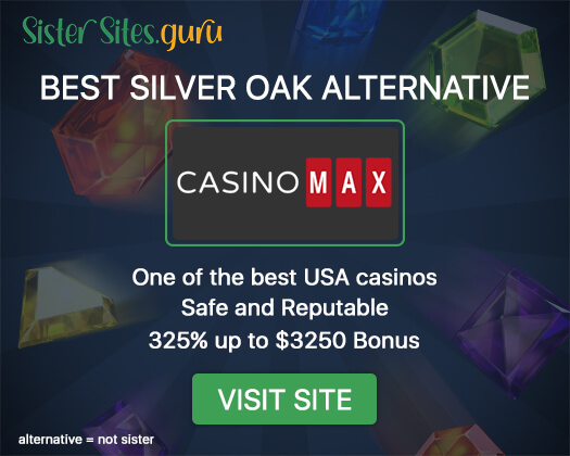 Casinos like Silver Oak