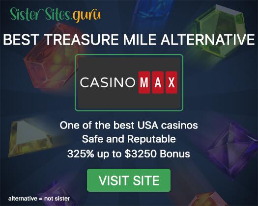 Casinos like Treasure Mile