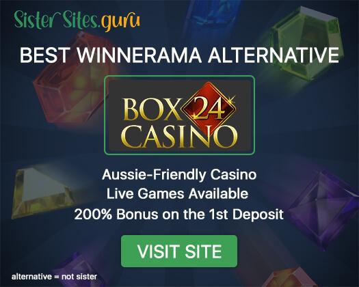 Casinos like Winnerama