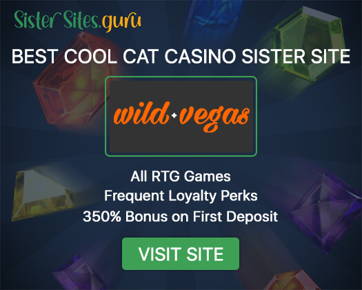 Cool Cat Casino sister sites