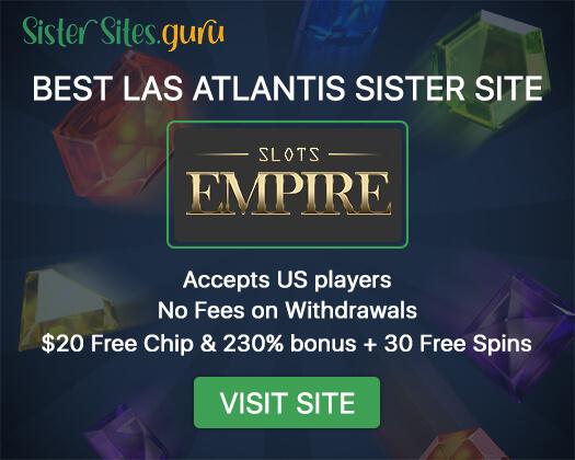 Las Atlantis sister casinos