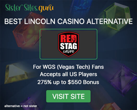 Lincoln Casino alternatives