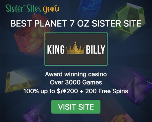 Planet 7 OZ sister sites