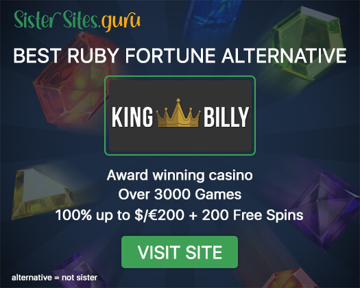 Ruby Fortune Alternatives