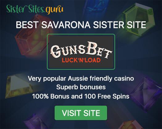 Savarona Casino sister sites