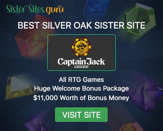 Silver Oak sister sites
