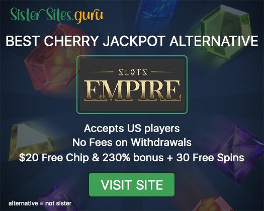 Sites like Cherry Jackpot