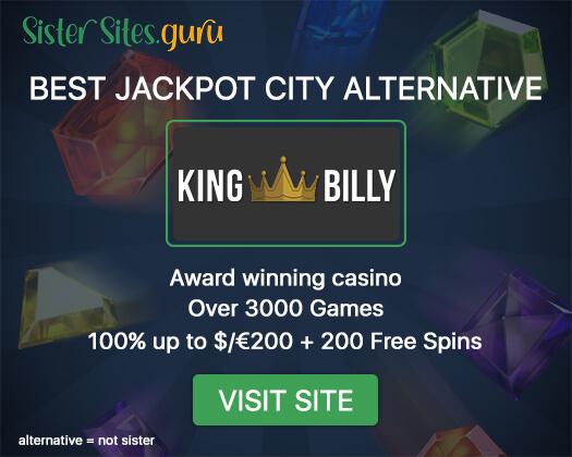 Sites like Jackpot City
