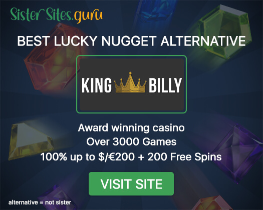 Sites like Lucky Nugget