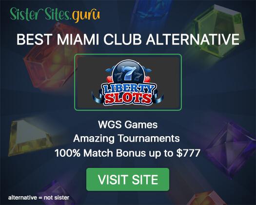 Sites like Miami Club Casino