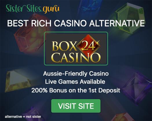 Sites like Rich Casino