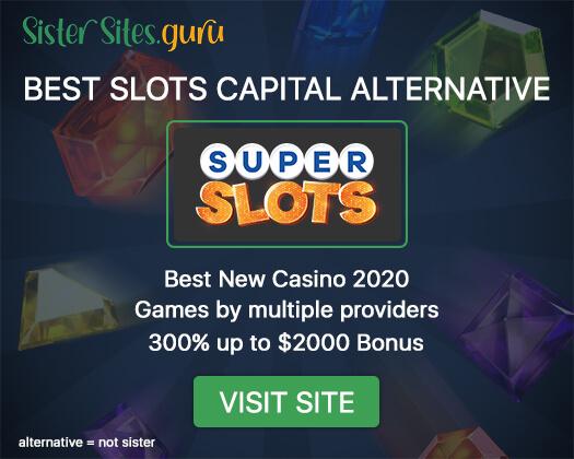 Sites like Slots Capital