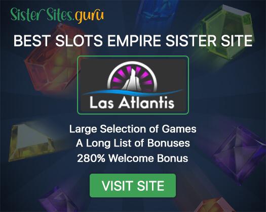 Slots Empire sister casinos