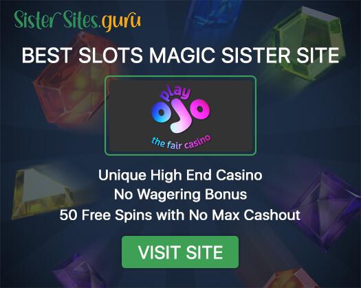 Slots Magic sister casinos
