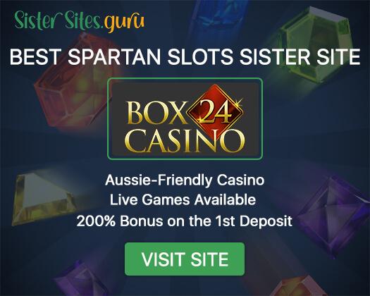 Spartan Slots sister casinos
