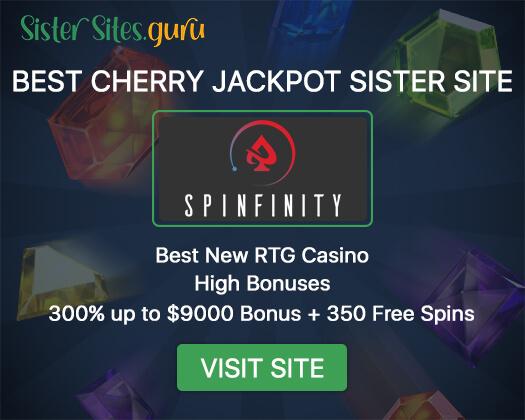 Cherry Jackpot sister sites