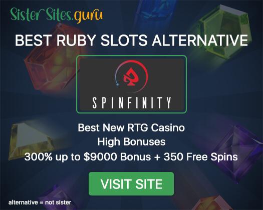 Sites like Ruby Slots